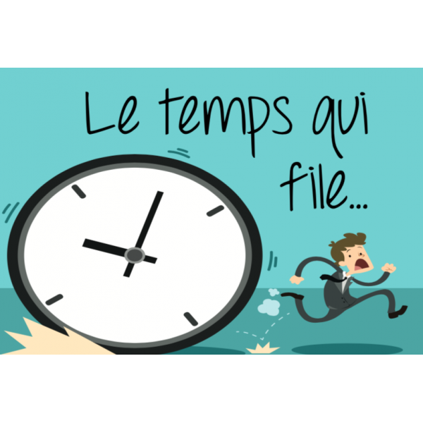 CAT - le temps qui file