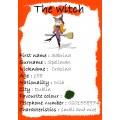 Activité orale en intéraction Halloween