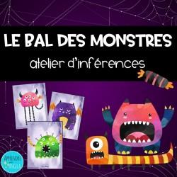 Atelier d'Inférences: Le bal des monstres