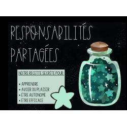 Responsabilités partagées