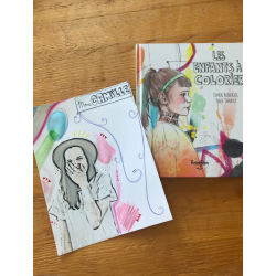 Activité de la rentrée: Les enfants à colorier