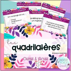Les quadrilatères