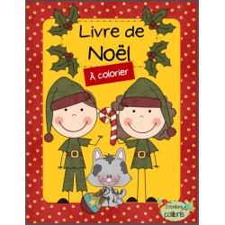 Noël, Les lutins préparent Noël, Livre