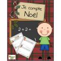 Je compte Noël (situations mathématiques)