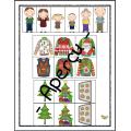 Noël, Les chandails de Noël,Lecture