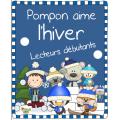 Hiver, Livre, Pompon aime l'hiver