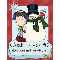 Hiver, C'est l'hiver #2, math.