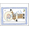 Hiver, Mesure polaire