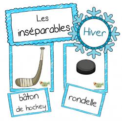 Hiver, Les inséparables