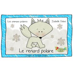 Hiver, Le renard polaire, Livre