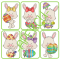 Pâques, À la recherche du lapin de Pâques