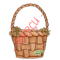 Pâques, Les paniers de Pâques