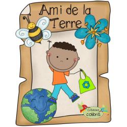 Environnement, Amis de la Terre, Je lis et j'écris