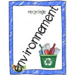 Environnement, Je trie les déchets