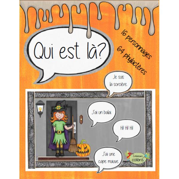 Halloween, Qui est là?