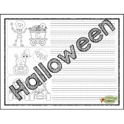 Halloween, J'écris
