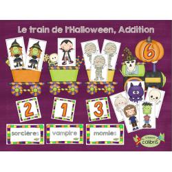 Halloween, Addition, Le train de l'Halloween