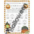 Halloween, 3 jeux mathématiques
