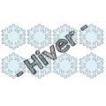 Hiver, Le train d'hiver, Additions