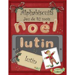 Noël, Alphabiscuits, Jeu de mots