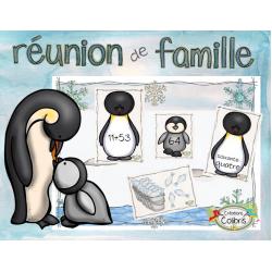 Hiver polaire, Réunion de famille, Addition