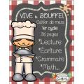 Alimentation, Cahier de mars, Vive la bouffe!