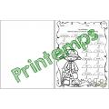 Printemps, Cahier thématique