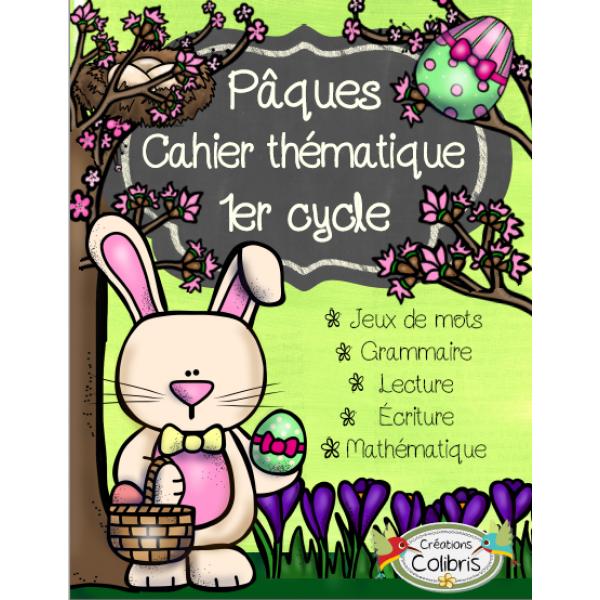 Pâques, Cahier thématique