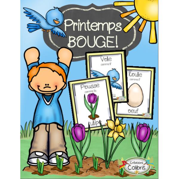 Printemps, Bouge!