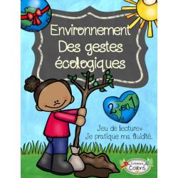 Environnement, Des gestes écologiques, 2 en 1