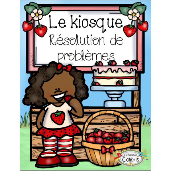 Été, Le kiosque de fraises, Résoudre