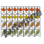 Automne, Guirlandes d'automne