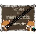 Identification, Renards