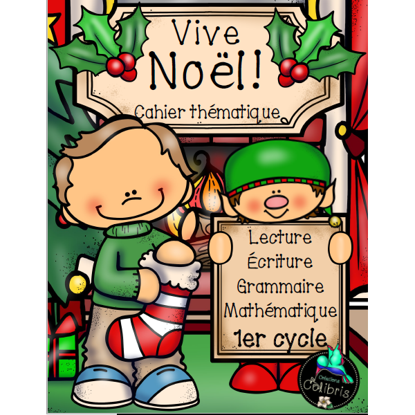 Noël, Cahier thématique