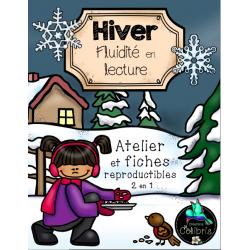 Hiver, Fluidité en lecture, 2 en 1