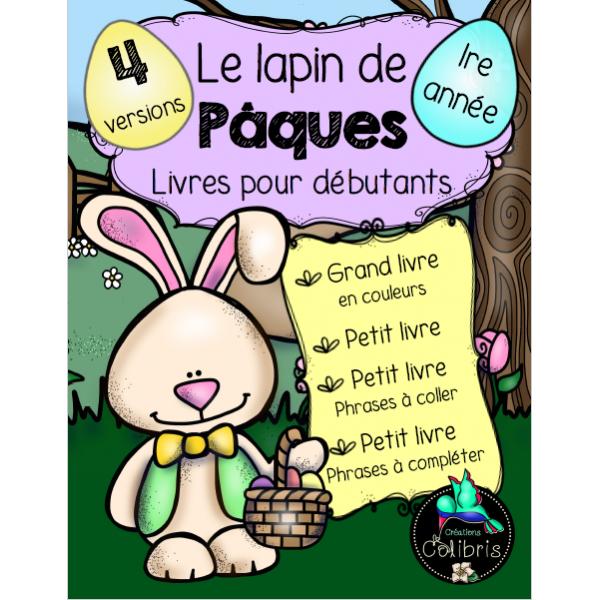 Pâques, Livres pour débutants, 4 en 1