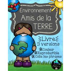 Environnement, Amis de la Terre, Livre 3 versions