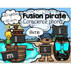 Pirates, Fusion