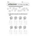 Exercices tables de multiplication et division