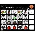 Suites logiques Halloween