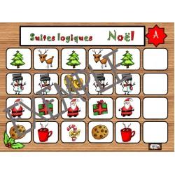 Suites logiques Noël