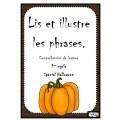 Lis et illustre Spécial Halloween