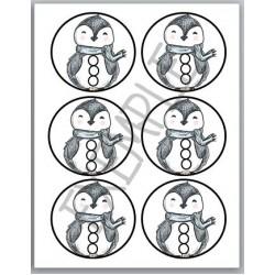 Suites logiques des petits pingouins
