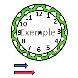 horloge heure