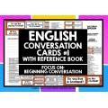 ANGLAIS: ENGLISH CONVERSATION CARDS #1