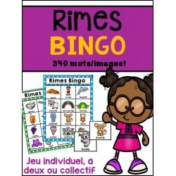Rimes Bingo