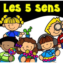 Ensemble - Les 5 sens