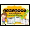 Tamponne les syllabes - Conscience phonologique