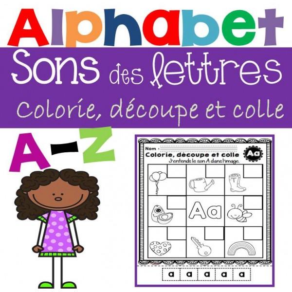 Sons des lettres - Alphabet