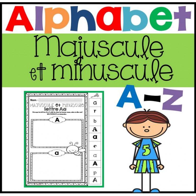 Majuscule Et Minuscule